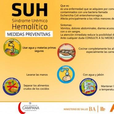 Salud Municipal inicia los Talleres sobre Síndrome Urémico Hemolítico