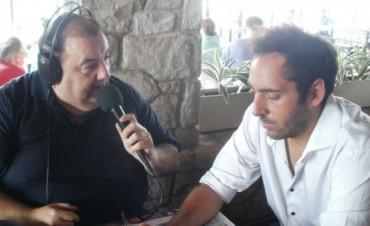 En Buenos Tiempos estuvo presente Nicolas Parato