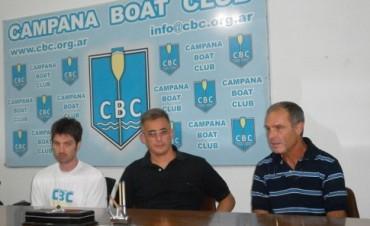 """""""Volver al Campana Boat Club es una satisfacción enorme"""""""