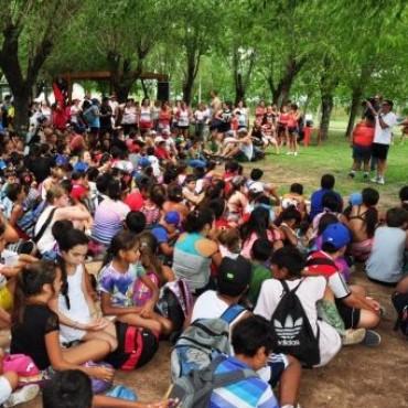 Mañana arranca la Colonia Municipal de Verano