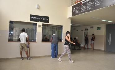 El Hospital San José continúa con su teléfono provisorio para sacar turnos