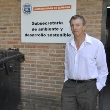 El subsecretario de Ambiente anunció la puesta en marcha de varios proyectos