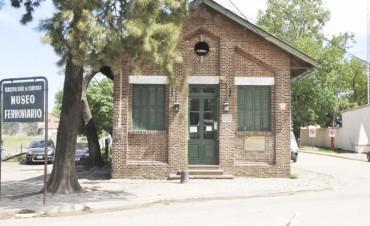 El Museo Ferroviario modifica su horario durante el verano