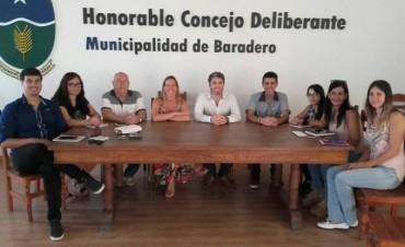 El Municipio participó de una mesa de trabajo sobre igualdad de género y respeto por la diversidad sexual