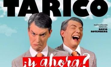 Ariel Tarico debutò en Mar del Plata con su espectàculo: Y ahora ?