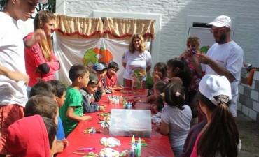Días de sol y diversión para los colonos en el Club Puerto Nuevo