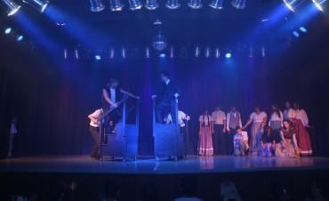 Cultura en Verano: Drácula, el amor nunca muere se presentó con dos funciones a sala llena