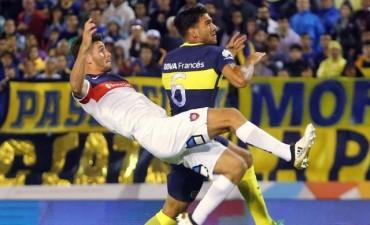 Boca Juniors y San Lorenzo de Almagro igualaron 2 a 2