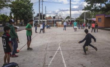 Las actividades de verano llegaron al Centro Recreativo de La Josefa