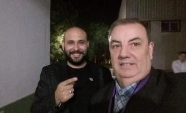 Patricio Muzzio y Claudio Rico de temporada en Mar del Plata