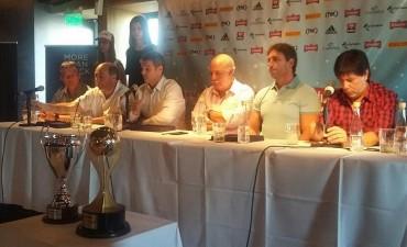 Se presentó el torneo de fútbol de verano en Mar del Plata