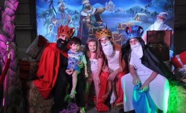 Los Reyes Magos pasaron por Campana