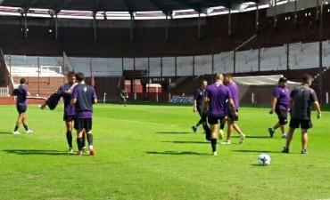 Primer amistoso preparatorio de Villa Dálmine empate con Lanús 0 a 0