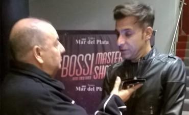 Martin Bossi realiza su Bossi Master Show en el Teatro Mar del Plata