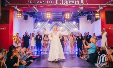 """Carmen Barbieri presentó """"Magnífica"""" en Espacio Clarín"""