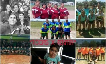 Invitan a un torneo solidario de fútbol femenino