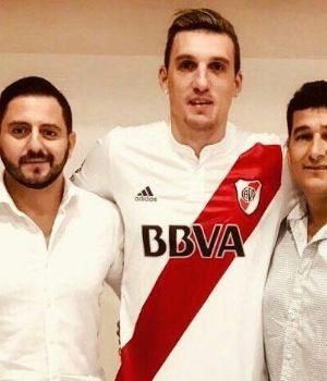 Armani finalmente se incorporó a River Plate