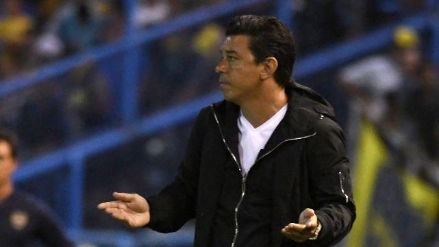 Marcelo Gallardo: Sirve para empezar el año con una alegría