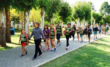 Nueva jornada de integración y recreación entre las Colonias del Municipio y el Club Ciudad