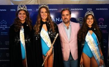 Mar del Plata tiene nueva Reina Nacional del Mar