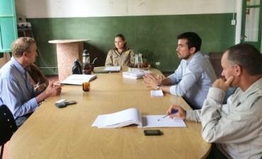 El Municipio y la Reserva Natural Otamendi trabajan en proyectos conjuntos