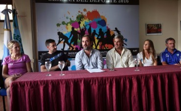 En el marco de la Semana del Deporte Las Leonas y las Black Sticks en Mar del Plata