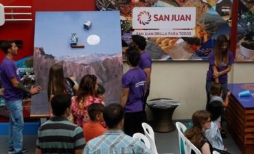 La Provincia de San Juan presentó sus características en Mar del Plata