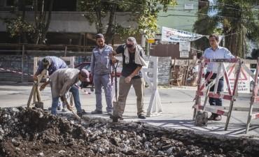 El Municipio repavimentará el boulevard Dellepiane