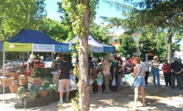 Mañana El Mercado en tu barrio regresa a Campana
