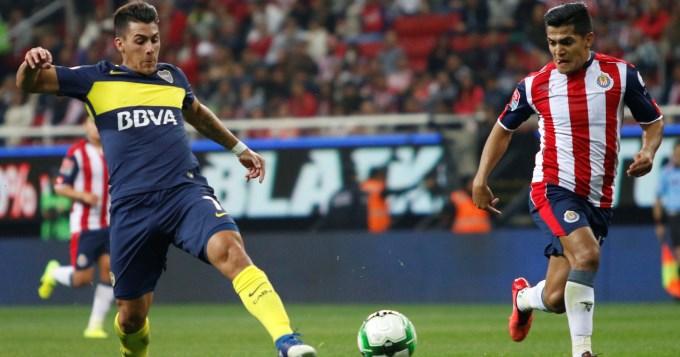 Boca Juniors perdió por penales con Chivas