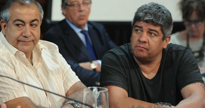 Interna de la CGT: Pablo Moyano amenaza con romper