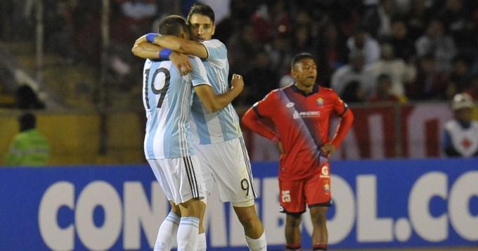 Atlético Tucumán ganó en Quito y paso de fase en la Libertadores