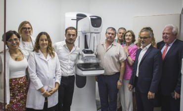 El Hospital San José es el único centro de salud público que cuenta con un mamógrafo digital