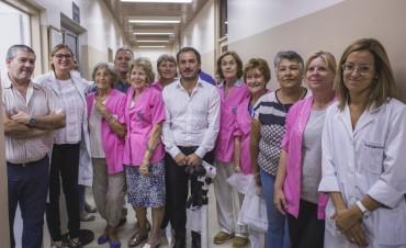 El Hospital Municipal cuenta con un nuevo colposcopio