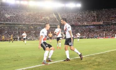 River Plate derrotó a Olimpo de Bahía Blanca por 2 a 0