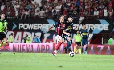 San Lorenzo de Almagro y Boca Juniors igualaron 1 a 1