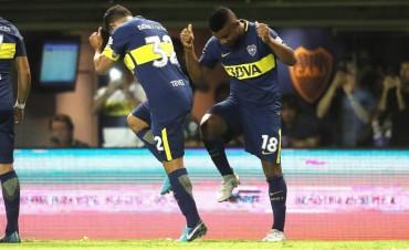 Boca Juniors venció a Temperley por 1 a 0