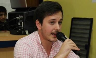 Alejo Sarna nuevo consejero escolar