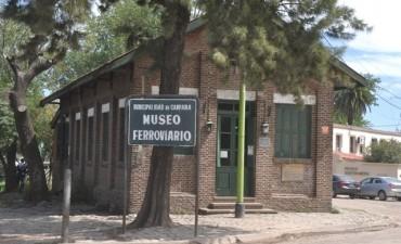 El Museo Ferroviario de Campana se encuentra abierto a la comunidad