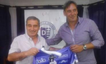 JORGE VIVALDO SE DESPIDIO DEL PLANTEL DE VILLA DALMINE