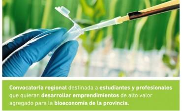 El Municipio adhiere a un concurso bonaerense para Bioemprendedores