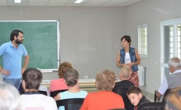 El miércoles finaliza el programa Pro-Huerta en Las Praderas y San Cayetano