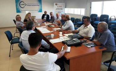 Campana participó de la primera reunión del Corredor Norte Productivo