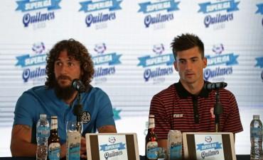 La previa de Huracàn vs San Lorenzo en conferencia de prensa