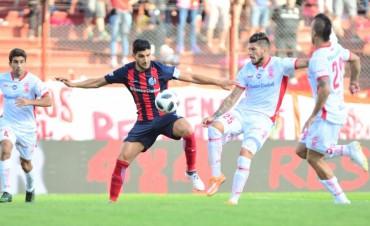 Huracán y San Lorenzo de Almagro empataron 1 a 1