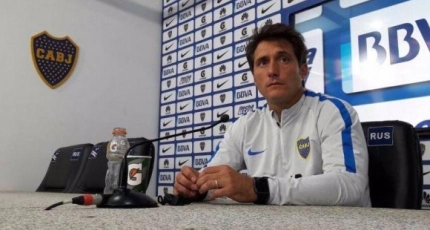 Guillermo Barros Schelotto se refirió a la derrota de Boca Juniors