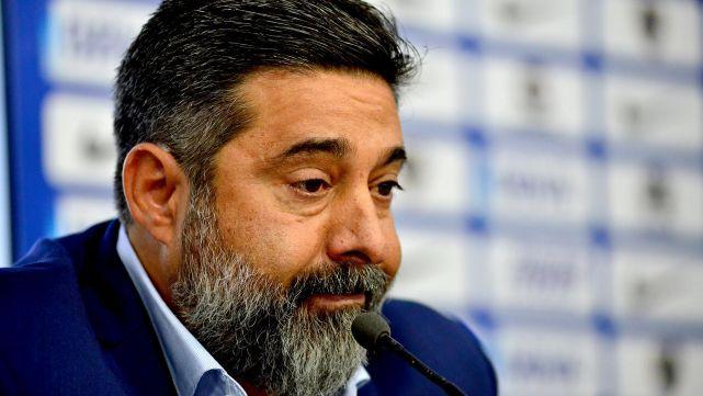 Angelici a los jugadores de Boca Juniors: Quedaron en la historia negra del club