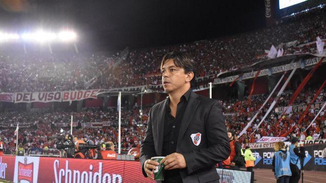 Marcelo Gallardo: Le ganamos a Boca y todo volvió a la normalidad