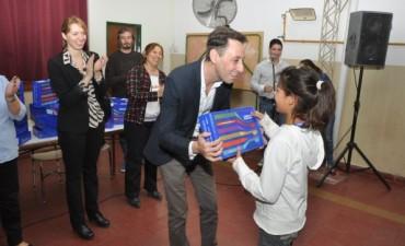 """Regresaron las entregas de netbooks del Programa """"Conectar Igualdad"""""""
