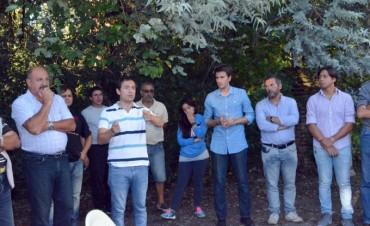 El Intendente se reunió con vecinos de Alto Los Cardales